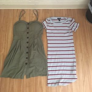 Dresses! Special deal on both